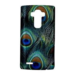 Feathers Art Peacock Sheets Patterns Lg G4 Hardshell Case