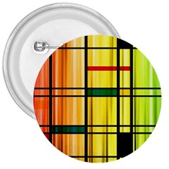 Line Rainbow Grid Abstract 3  Buttons