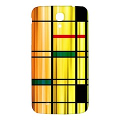 Line Rainbow Grid Abstract Samsung Galaxy Mega I9200 Hardshell Back Case