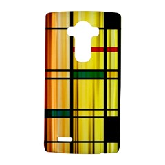 Line Rainbow Grid Abstract Lg G4 Hardshell Case