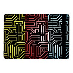 Circuit Board Seamless Patterns Set Samsung Galaxy Tab Pro 10 1  Flip Case by BangZart