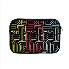 Circuit Board Seamless Patterns Set Apple Macbook Pro 15  Zipper Case