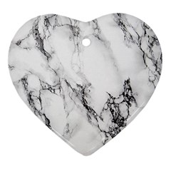 Marble Pattern Ornament (heart)
