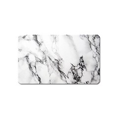 Marble Pattern Magnet (name Card)