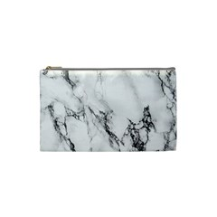 Marble Pattern Cosmetic Bag (small)