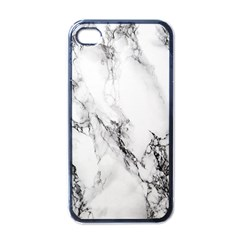 Marble Pattern Apple Iphone 4 Case (black) by BangZart