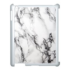 Marble Pattern Apple Ipad 3/4 Case (white)