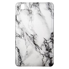 Marble Pattern Samsung Galaxy Tab Pro 8 4 Hardshell Case by BangZart