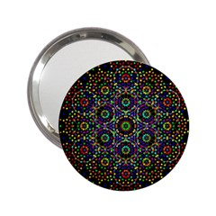 The Flower Of Life 2 25  Handbag Mirrors