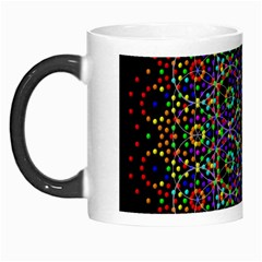 The Flower Of Life Morph Mugs by BangZart