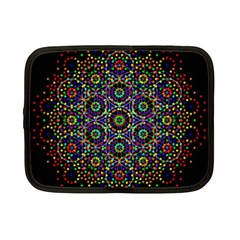 The Flower Of Life Netbook Case (small)