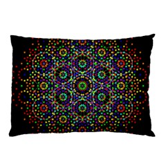 The Flower Of Life Pillow Case