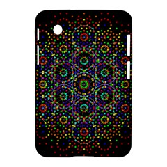 The Flower Of Life Samsung Galaxy Tab 2 (7 ) P3100 Hardshell Case  by BangZart