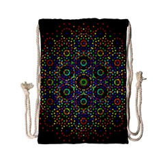 The Flower Of Life Drawstring Bag (small)