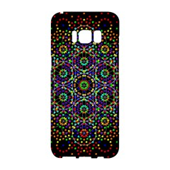 The Flower Of Life Samsung Galaxy S8 Hardshell Case  by BangZart