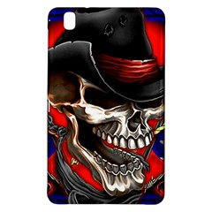 Confederate Flag Usa America United States Csa Civil War Rebel Dixie Military Poster Skull Samsung Galaxy Tab Pro 8 4 Hardshell Case by BangZart