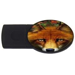 Fox Usb Flash Drive Oval (2 Gb)
