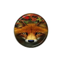Fox Hat Clip Ball Marker (4 Pack)