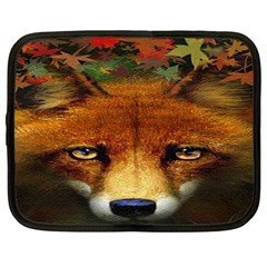 Fox Netbook Case (large)