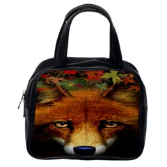 Fox Classic Handbags (one Side)