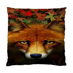 Fox Standard Cushion Case (one Side) by BangZart