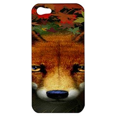 Fox Apple Iphone 5 Hardshell Case by BangZart