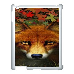 Fox Apple Ipad 3/4 Case (white)