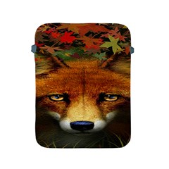 Fox Apple Ipad 2/3/4 Protective Soft Cases by BangZart