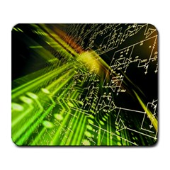 Electronics Machine Technology Circuit Electronic Computer Technics Detail Psychedelic Abstract Patt Large Mousepads by BangZart