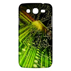 Electronics Machine Technology Circuit Electronic Computer Technics Detail Psychedelic Abstract Patt Samsung Galaxy Mega 5 8 I9152 Hardshell Case  by BangZart