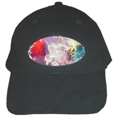 Clouds Multicolor Fantasy Art Skies Black Cap