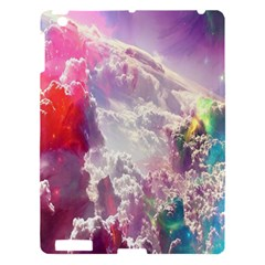 Clouds Multicolor Fantasy Art Skies Apple Ipad 3/4 Hardshell Case by BangZart