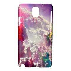 Clouds Multicolor Fantasy Art Skies Samsung Galaxy Note 3 N9005 Hardshell Case