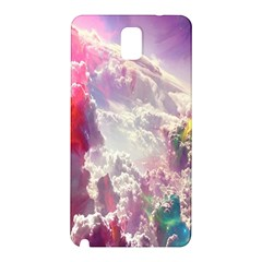 Clouds Multicolor Fantasy Art Skies Samsung Galaxy Note 3 N9005 Hardshell Back Case by BangZart