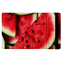 Fresh Watermelon Slices Texture Apple Ipad Pro 12 9   Flip Case by BangZart
