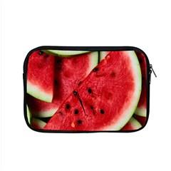 Fresh Watermelon Slices Texture Apple Macbook Pro 15  Zipper Case by BangZart