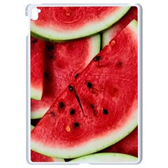 Fresh Watermelon Slices Texture Apple Ipad Pro 9 7   White Seamless Case