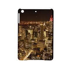 New York City At Night Future City Night Ipad Mini 2 Hardshell Cases