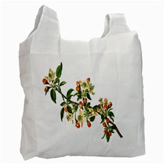 Apple Branch Deciduous Fruit Recycle Bag (one Side)