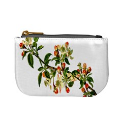 Apple Branch Deciduous Fruit Mini Coin Purses