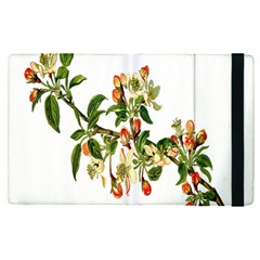 Apple Branch Deciduous Fruit Apple Ipad Pro 12 9   Flip Case