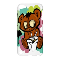 Bear Cute Baby Cartoon Chinese Apple Ipod Touch 5 Hardshell Case