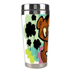 Bear Cute Baby Cartoon Chinese Stainless Steel Travel Tumblers