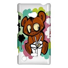 Bear Cute Baby Cartoon Chinese Nokia Lumia 720