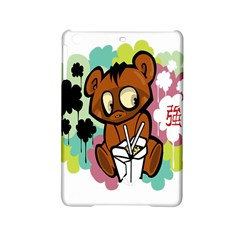 Bear Cute Baby Cartoon Chinese Ipad Mini 2 Hardshell Cases by Nexatart