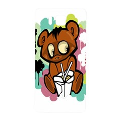 Bear Cute Baby Cartoon Chinese Samsung Galaxy Alpha Hardshell Back Case by Nexatart