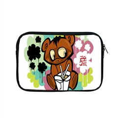 Bear Cute Baby Cartoon Chinese Apple Macbook Pro 15  Zipper Case