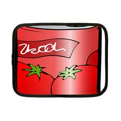 Beverage Can Drink Juice Tomato Netbook Case (small)  by Nexatart