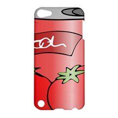 Beverage Can Drink Juice Tomato Apple Ipod Touch 5 Hardshell Case by Nexatart