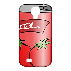 Beverage Can Drink Juice Tomato Samsung Galaxy S4 Classic Hardshell Case (pc+silicone)